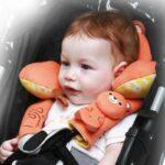"""BENBAT Apoio de pescoço bebé """"Urso"""" – 0 aos 12 meses"""