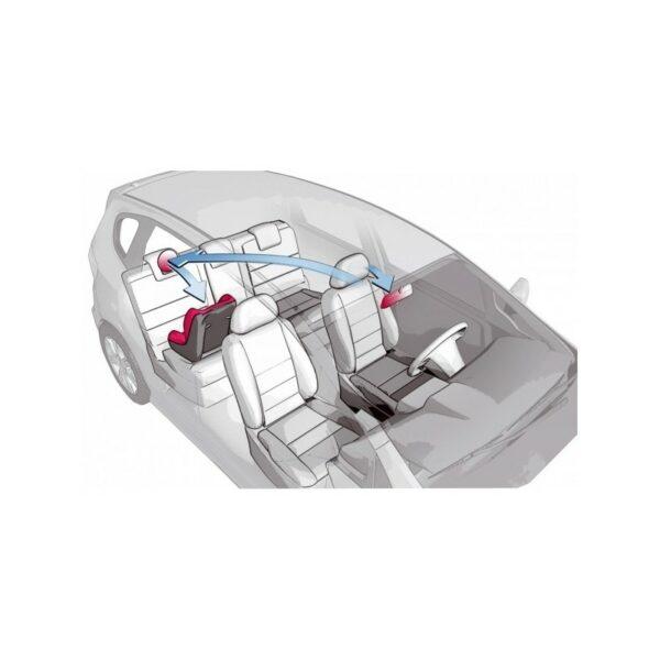 SARO Espelho de segurança para automóvel