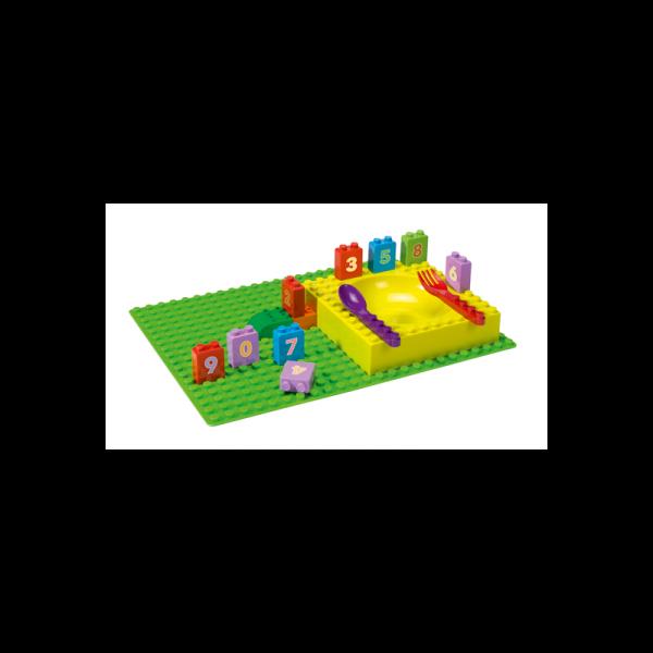 PLACEMATIX Legos Números