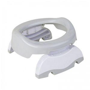 SARO - 2 em1 Potette Plus - Sanita Portatil / Redutor Cinza