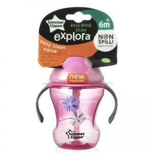 Tommee Tippee - Easy Drink Straw - Flores