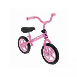 Chicco - A minha primeira bicicleta - Rosa