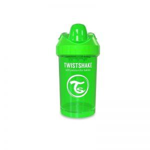 Twistshake - Copo de Aprendizagem Anti-derrame 300 ml - Verde