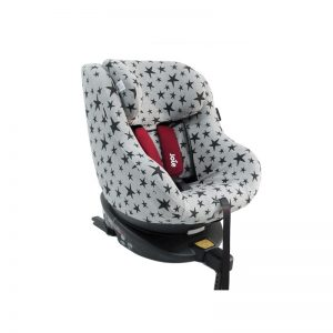 Joie - Forra Cadeira Auto Spin 360º - Black Stars