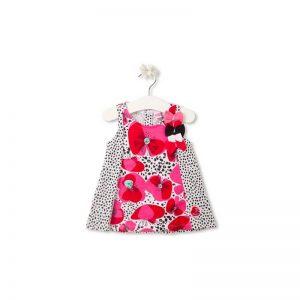 Tuc Tuc - Vestido L&B Menina (Vários Tamanhos Disponíveis)