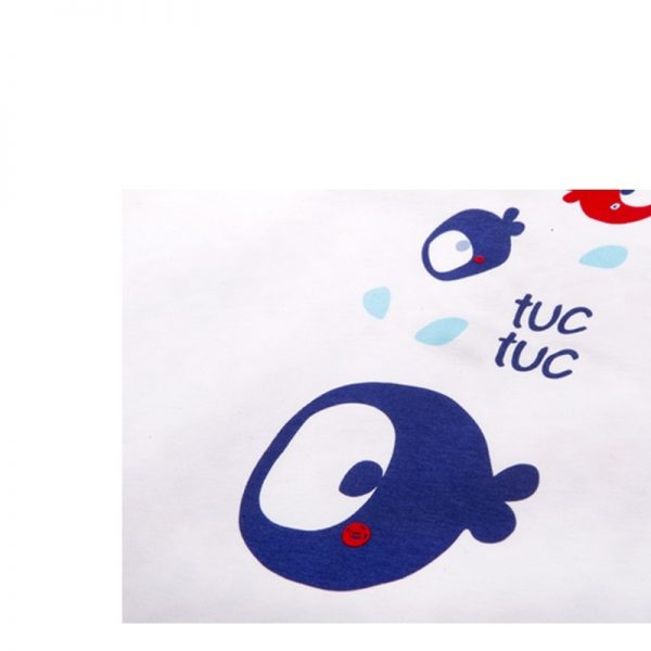 Tuc Tuc - Manta Menino Fishes