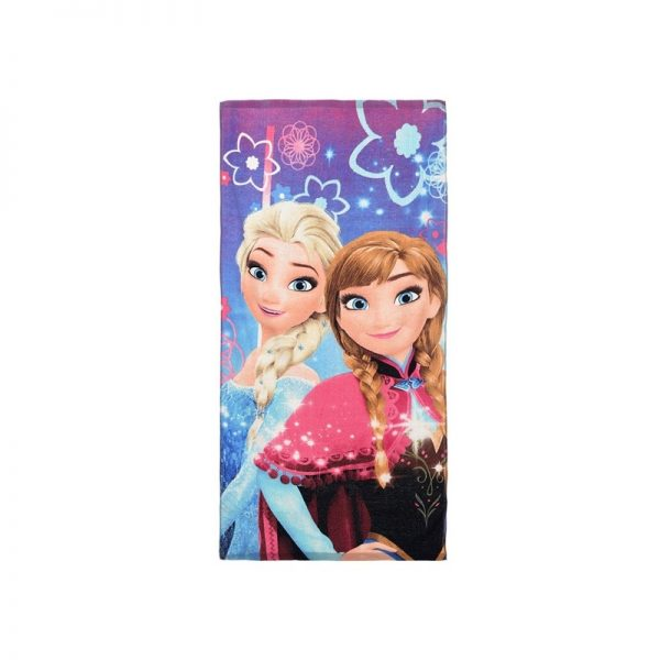 Disney Baby - Toalha de Praia Ana&Elsa Frozen