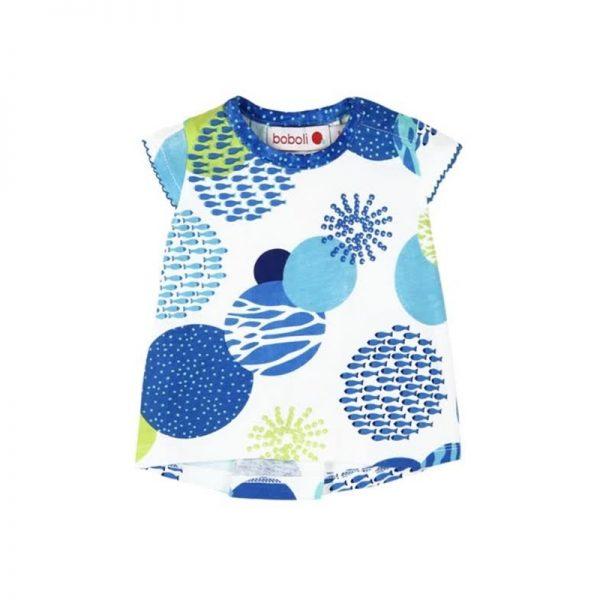 Bóboli - T-shirt Estampada Menina