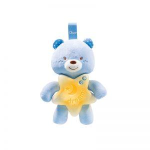 Chicco - Painel de Berço Ursinho - Azul