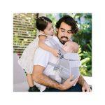 Ergobaby – Porta Bebés Adapt Cool Air Cinza