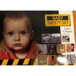 Baby Monsters - Conjunto de Segurança