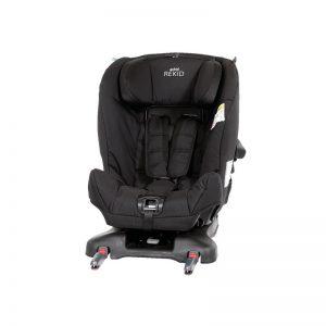 Axkid - Cadeira Auto Rekid Isofix (Grupo 1/2 - 9 a 25 kg) Black