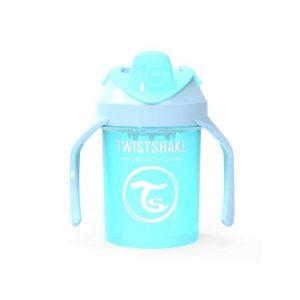 Twistshake - Mini Cup Anti-Derrame 230 ml - Blue Pastel