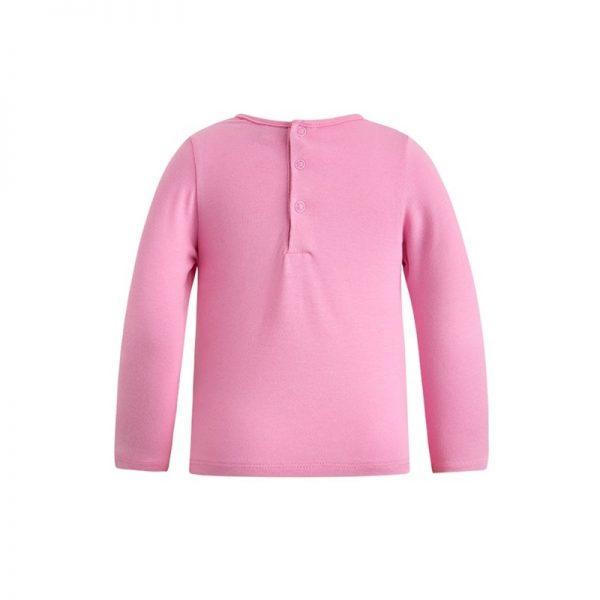 Tuc Tuc - Camisola Manga Comprida Rosa Fábula