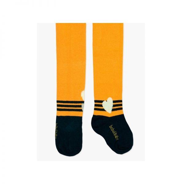 Bóboli - Collants Amarelo Mostarda