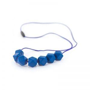 Lollipops & More - Mordedor/Colar Sapphire