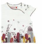 Bóboli – Vestido para bebé menina – African Soul