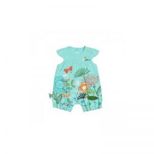 Bóboli - Babygrow para bebé menina Lago - Tropical Life