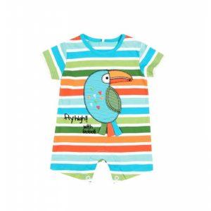 Bóboli - Babygrow para bebé menino Tucano - Tropical Life