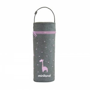 Miniland - Thermibag Sliky 350ml - Rosa