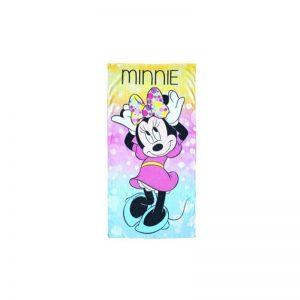 Disney - Toalha de Praia Microfibra Minnie