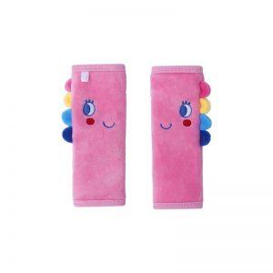 Tuc Tuc - Protetor de cinto Enjoy & Dream - Rosa