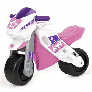 FEBER - MotoFeber 2 Racing Pink + Capacete