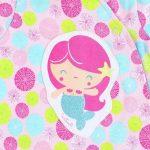 Tuc Tuc – Babygrow  Little Mermaids Rosa