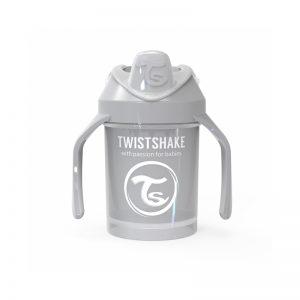 Twistshake - Mini Cup Anti-Derrame 230 ml - Green Pastel