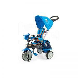 Q Play - Triciclo Evolutivo Ranger Azul
