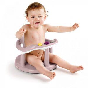 Thermobaby - Assento de Banho Aquababy - Rosa