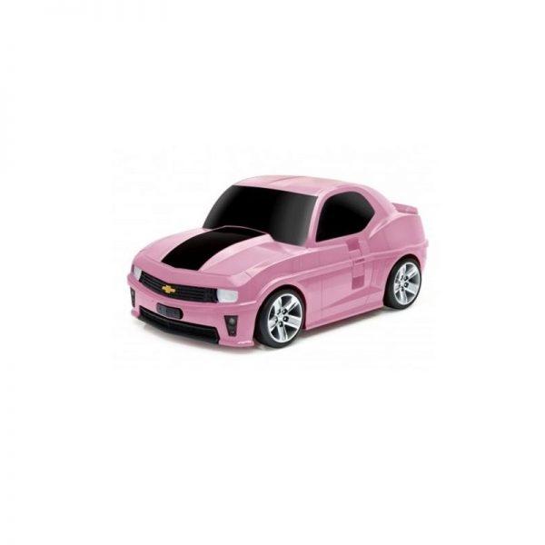 Ridaz - Mala de Viagem Camaro Rosa