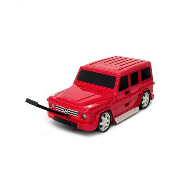 Ridaz - Mala de Viagem Mercedes Classe G Vermelho
