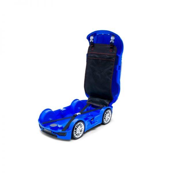 Ridaz - Mala de Viagem Maseratti Azul