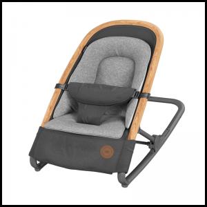 Bebé Confort - Espreguiçadeira Kori Essential Graphite