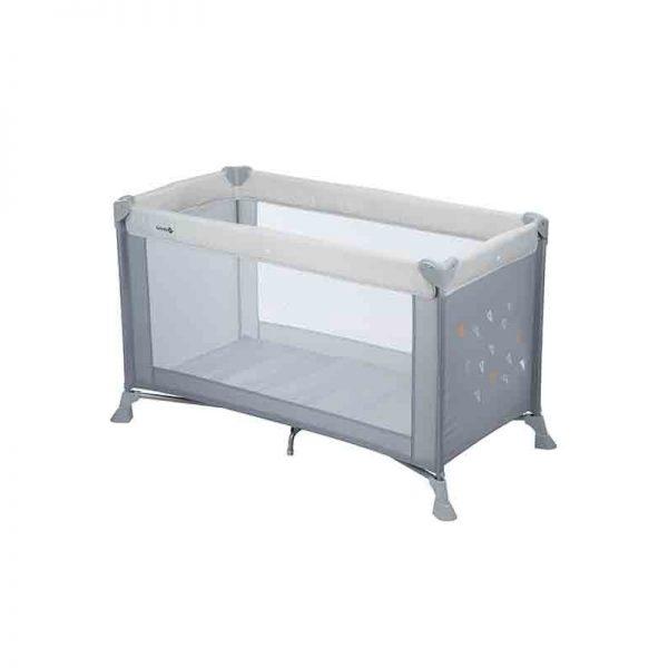 Safety 1st - Cama de Viagem Soft Dream Warm Gray
