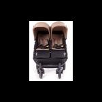 Baby Monsters – Carrinho Easy Twin 3S Midnight