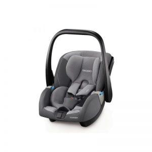 Recaro Cadeira Auto Guardia 0+ Aluminum Grey