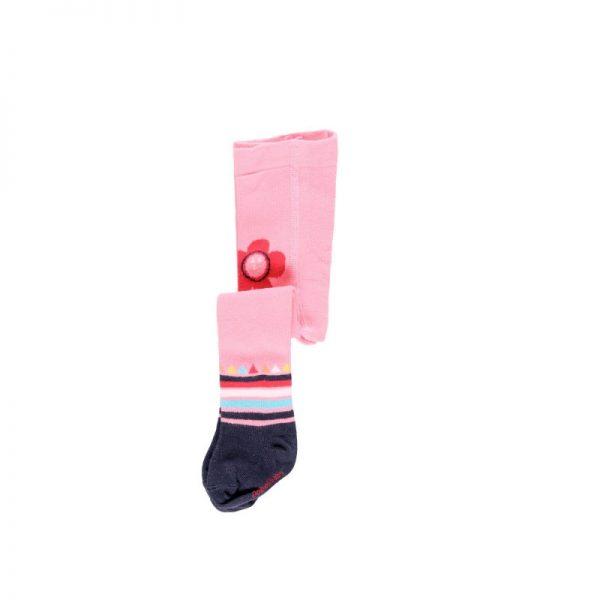 Bóboli - Collants Bebé Menina Rosa