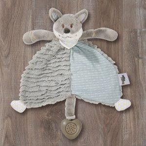 Babiage - Mini Doodoo Foxy Cinza
