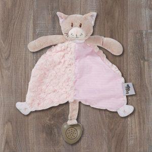 Babiage - Mini Doodoo Kitty Rosa